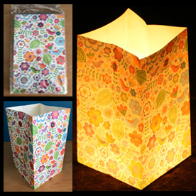 Nature Candle Lanterns